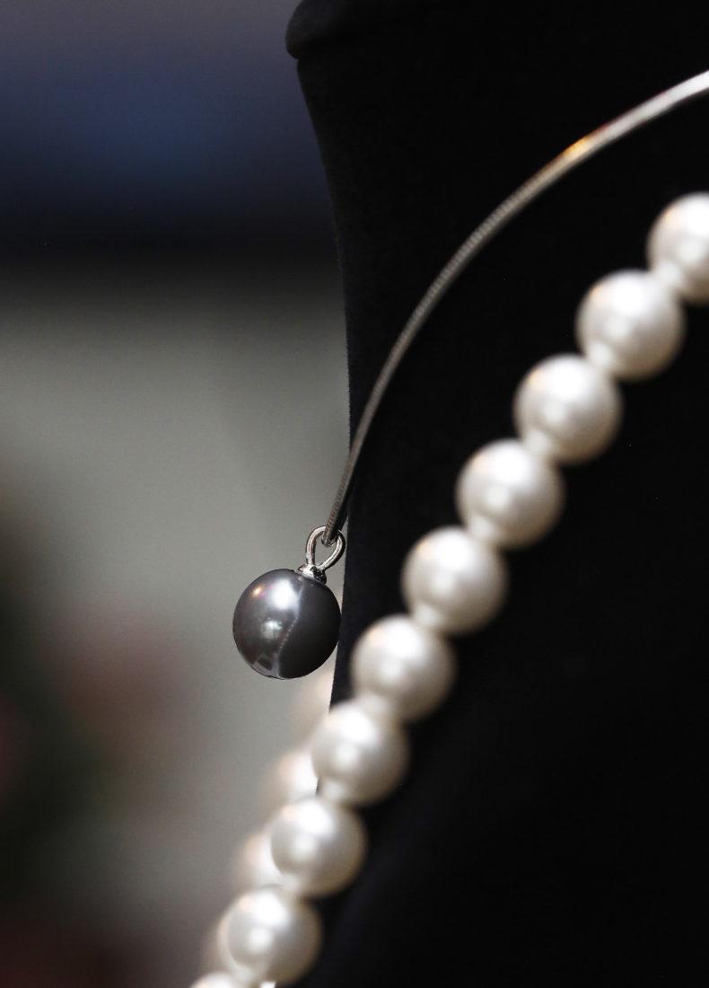 Contraste perles