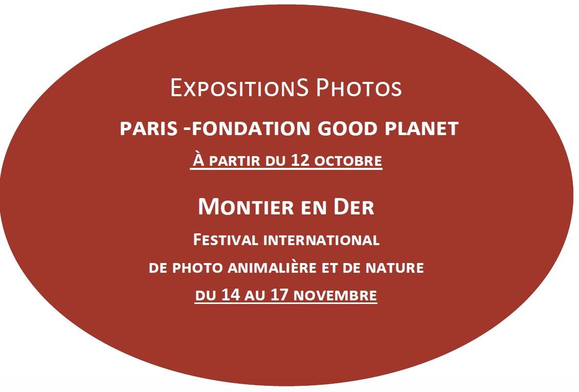 Exposition Photos Fondation Good Planet