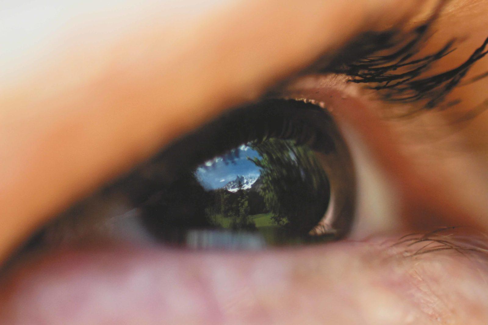 OT Chamonix l'oeil de Cécile Gruffat