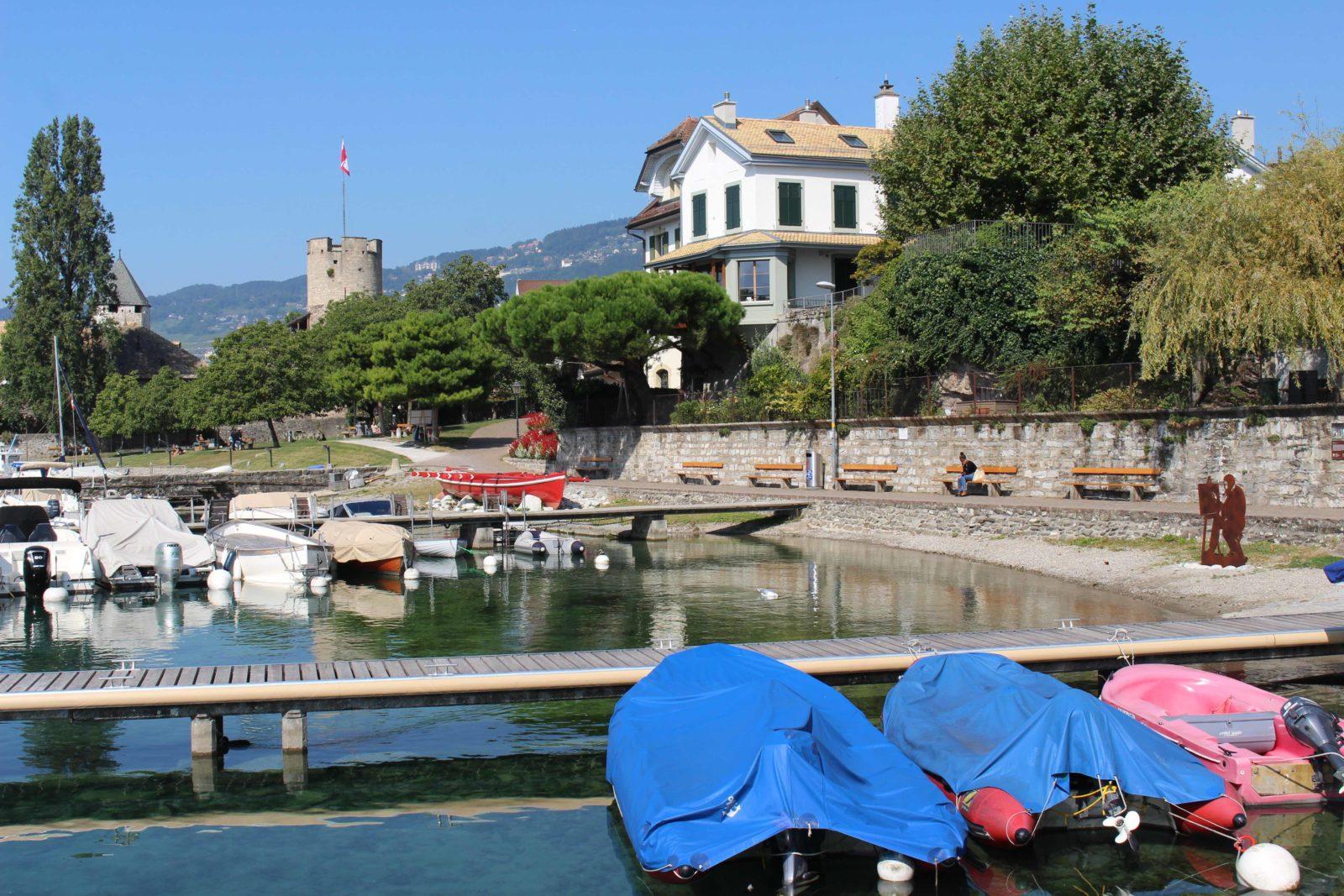 Villa BOn Port LA TOUR-DE-PEILZ