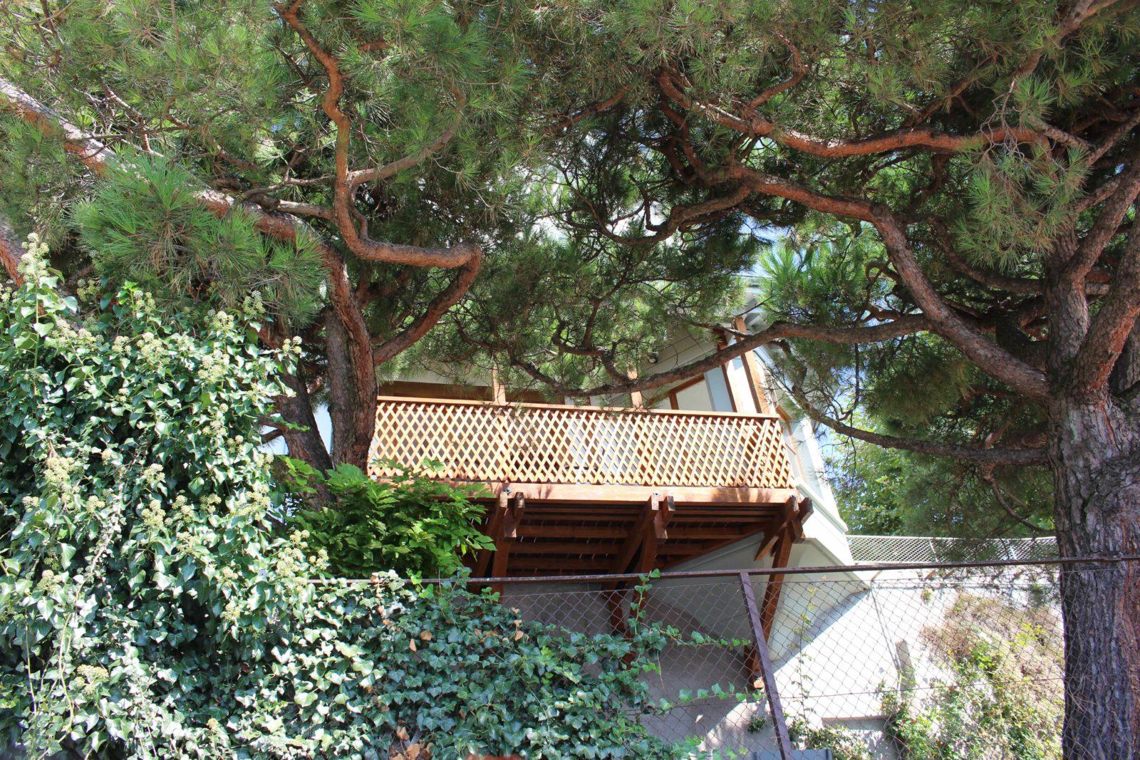 terrasse Villa BOn Port LA TOUR-DE-PEILZ