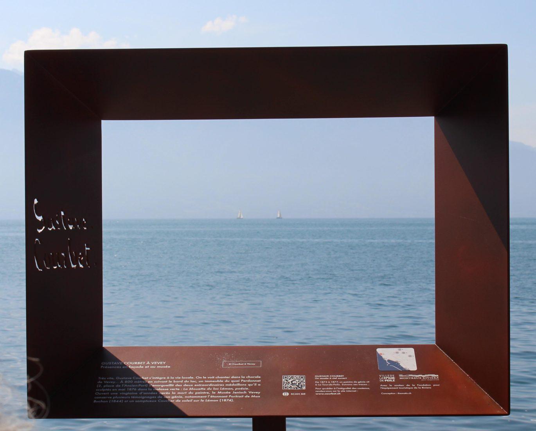 LA TOUR-DE-PEILZ Courbet parcours de découverte