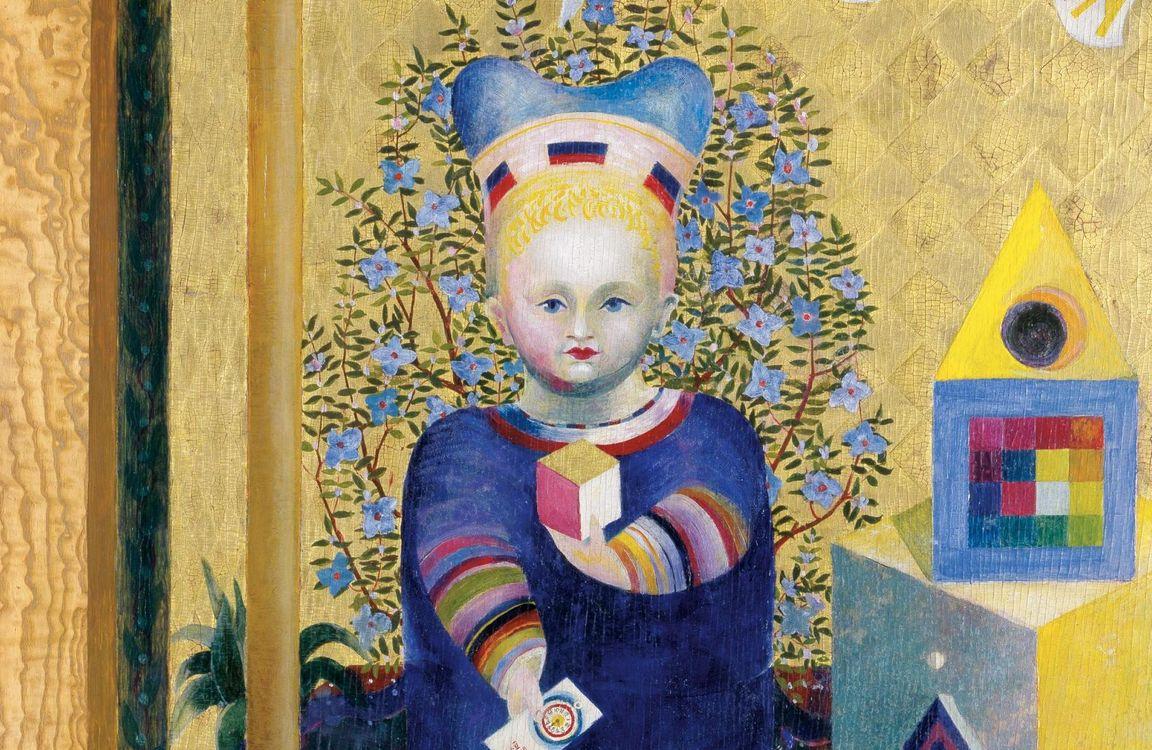 Johannes Itten Kinderbild