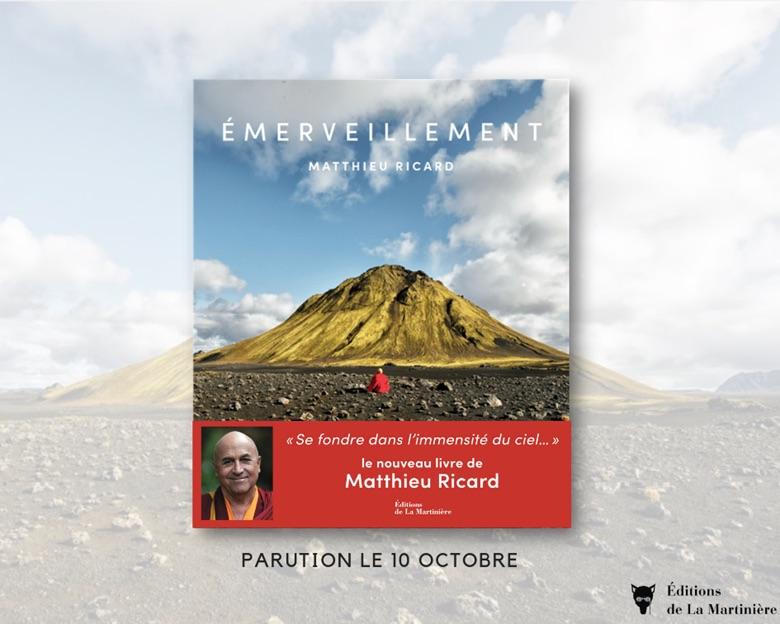 Emerveillement Matthieu Ricard