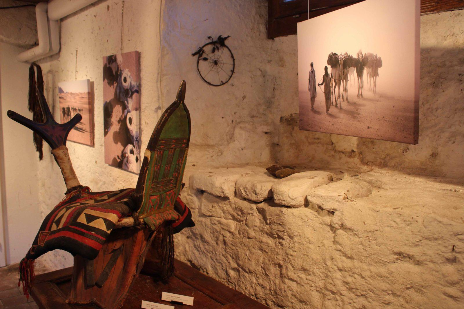 Maximilien Bruggmann Exposition galerie Vieux pressoir Onnens