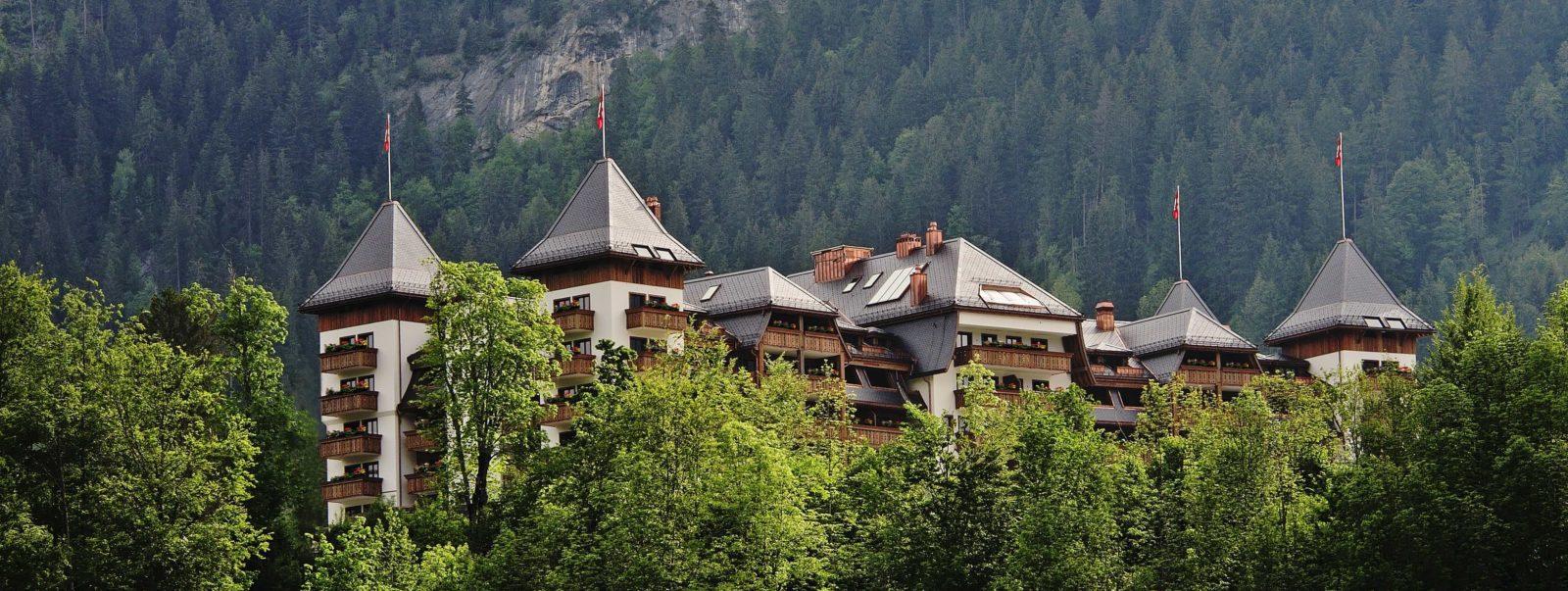 Hôtel Alpina Gstaad