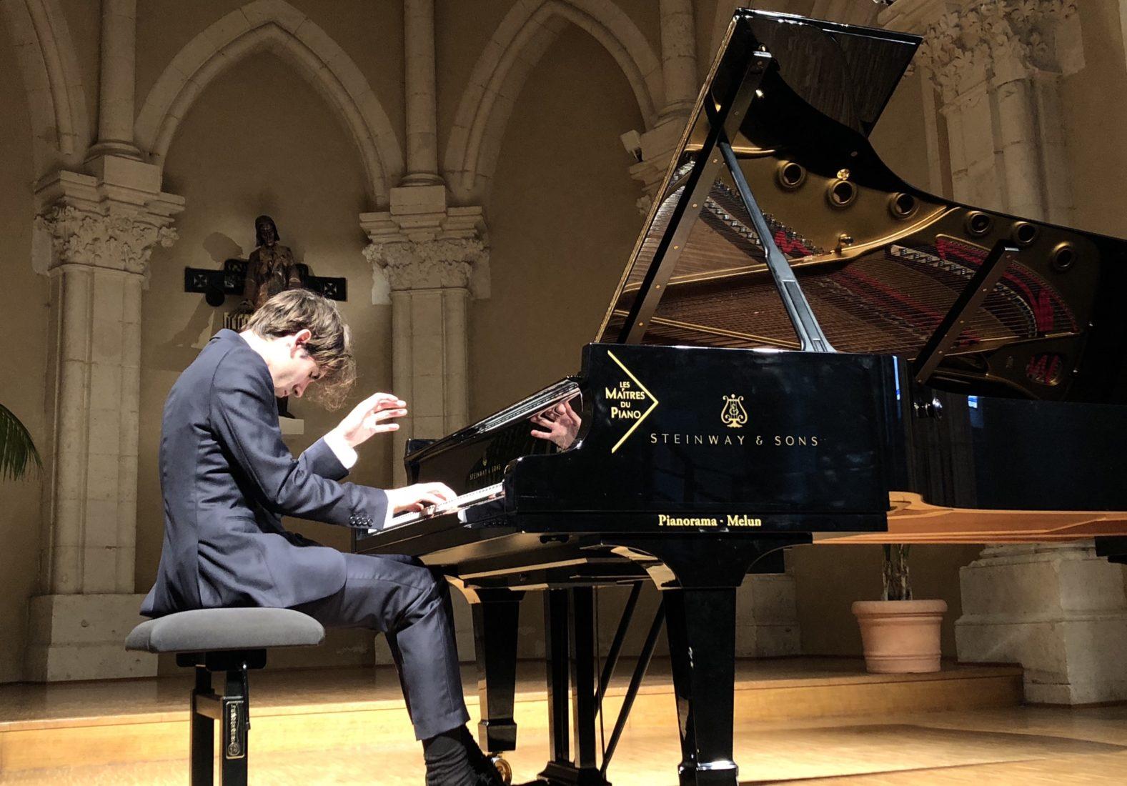 Lisztomanias de Châteauroux 2019 concert impromptu