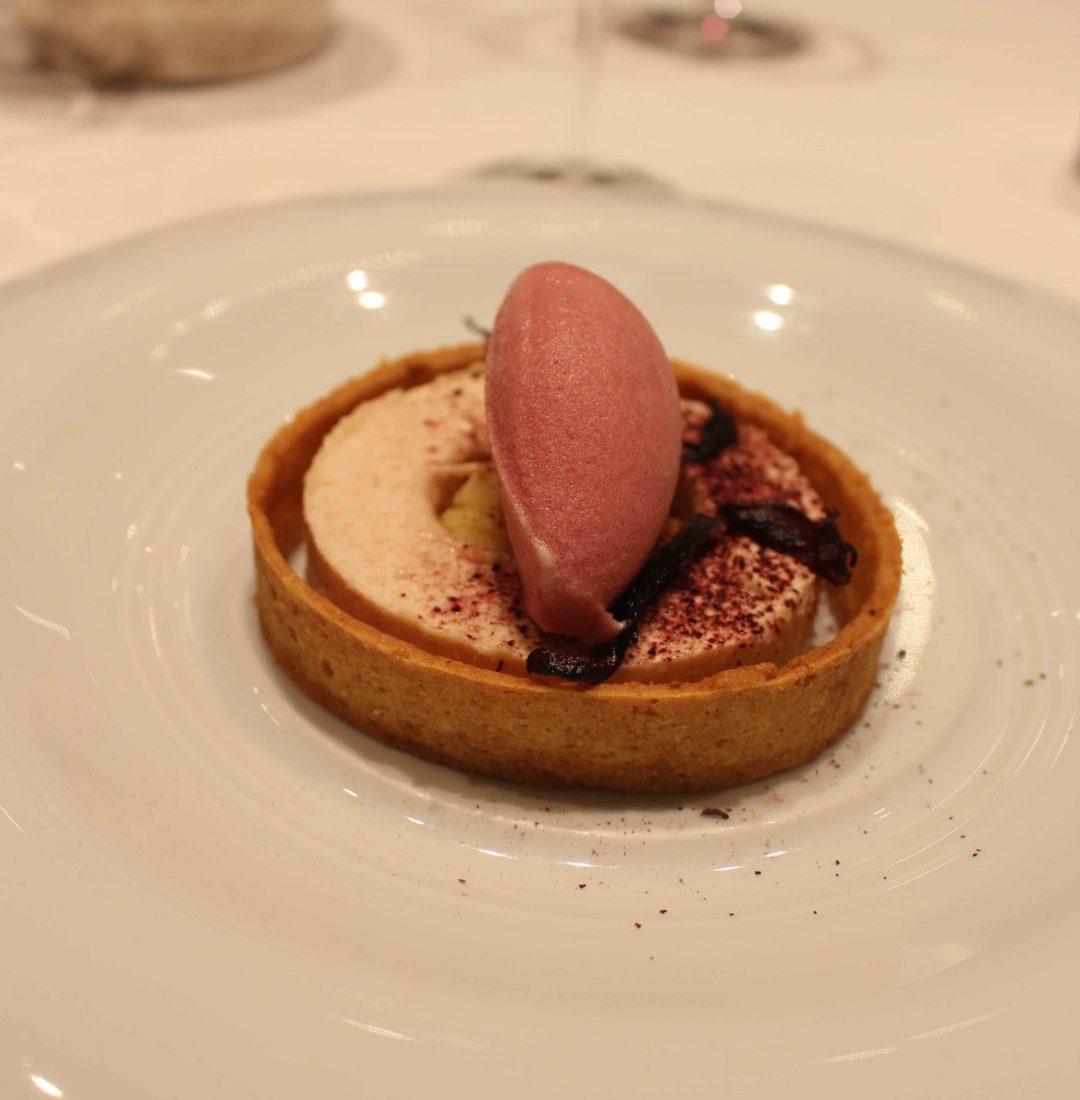 Dessert par Antoine Cevoz-Many,