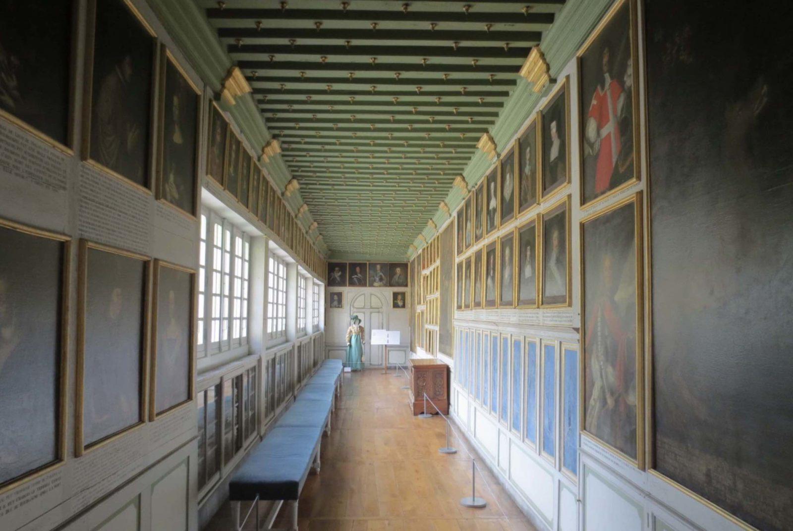 Bussy-Rabutin Salle des rois