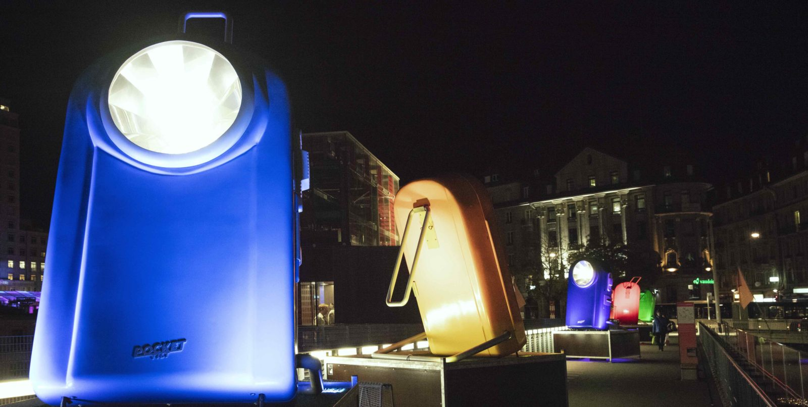 Festival Lausanne Lumières2019