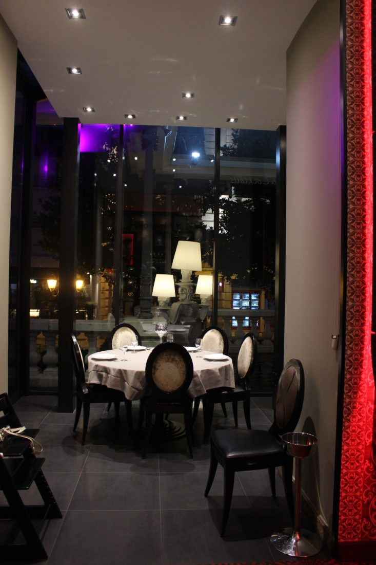 Aix-les-Bains Brasserie du Casino ambiance feutrée