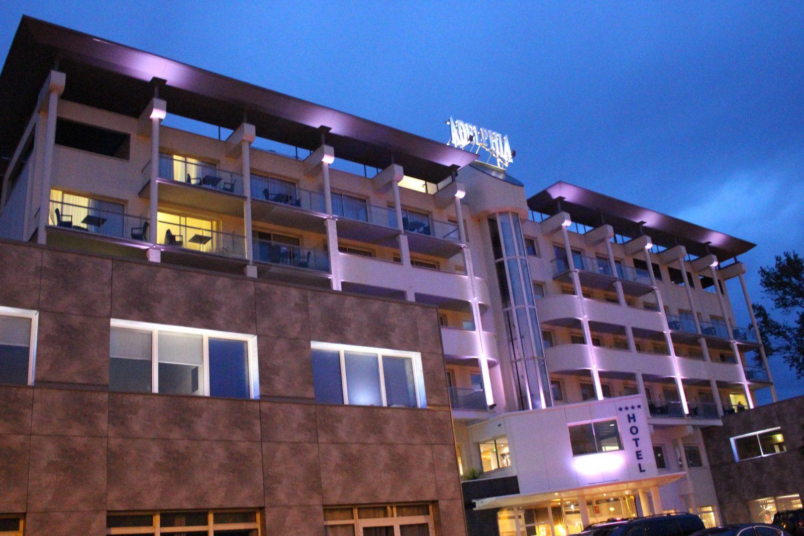 Aix-les-Bains Hôtel **** Marina Adelphia