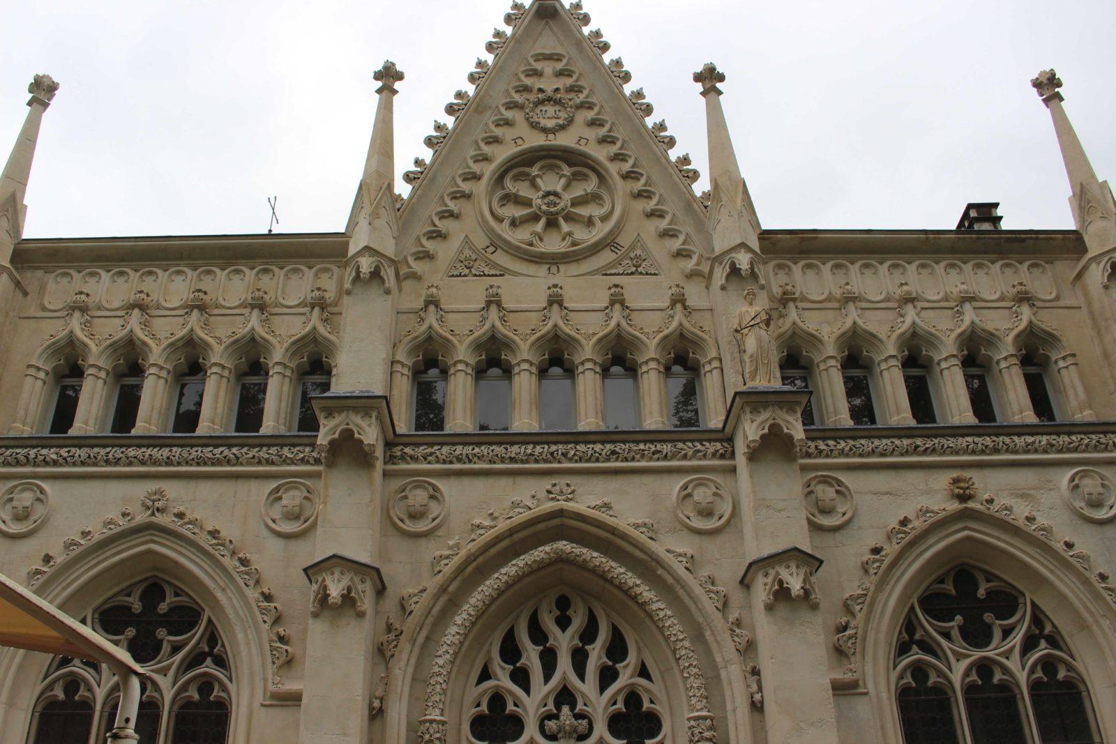 Abbaye d'Hautecombe façade