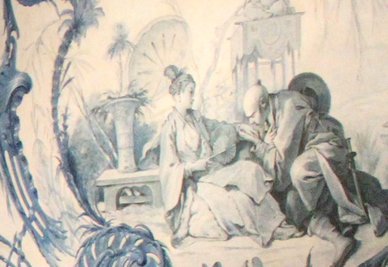 Le Chinois galant. F. Boucher