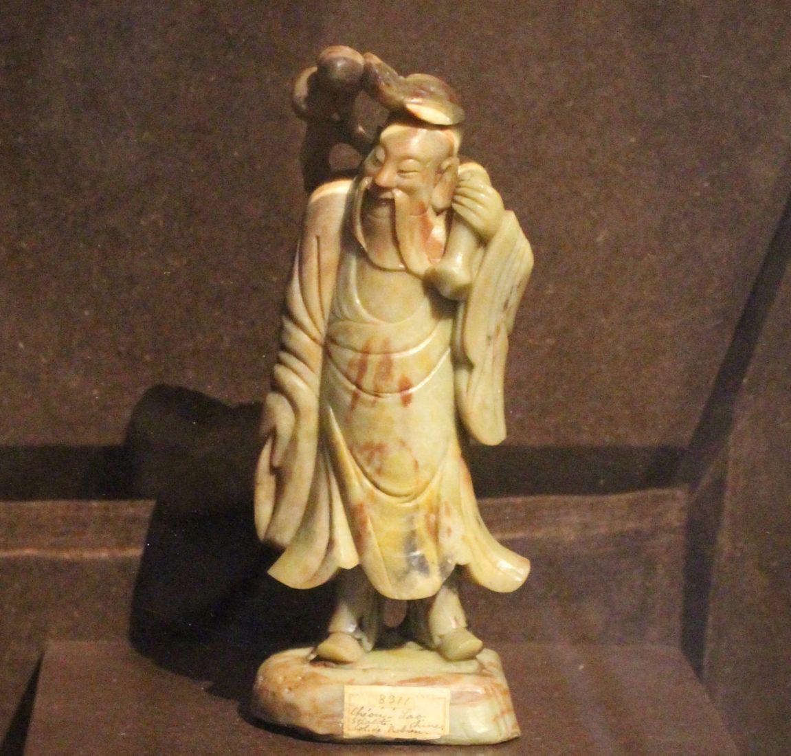 Dongfang Shuo ou Cheou-Le, divinité de la longévité