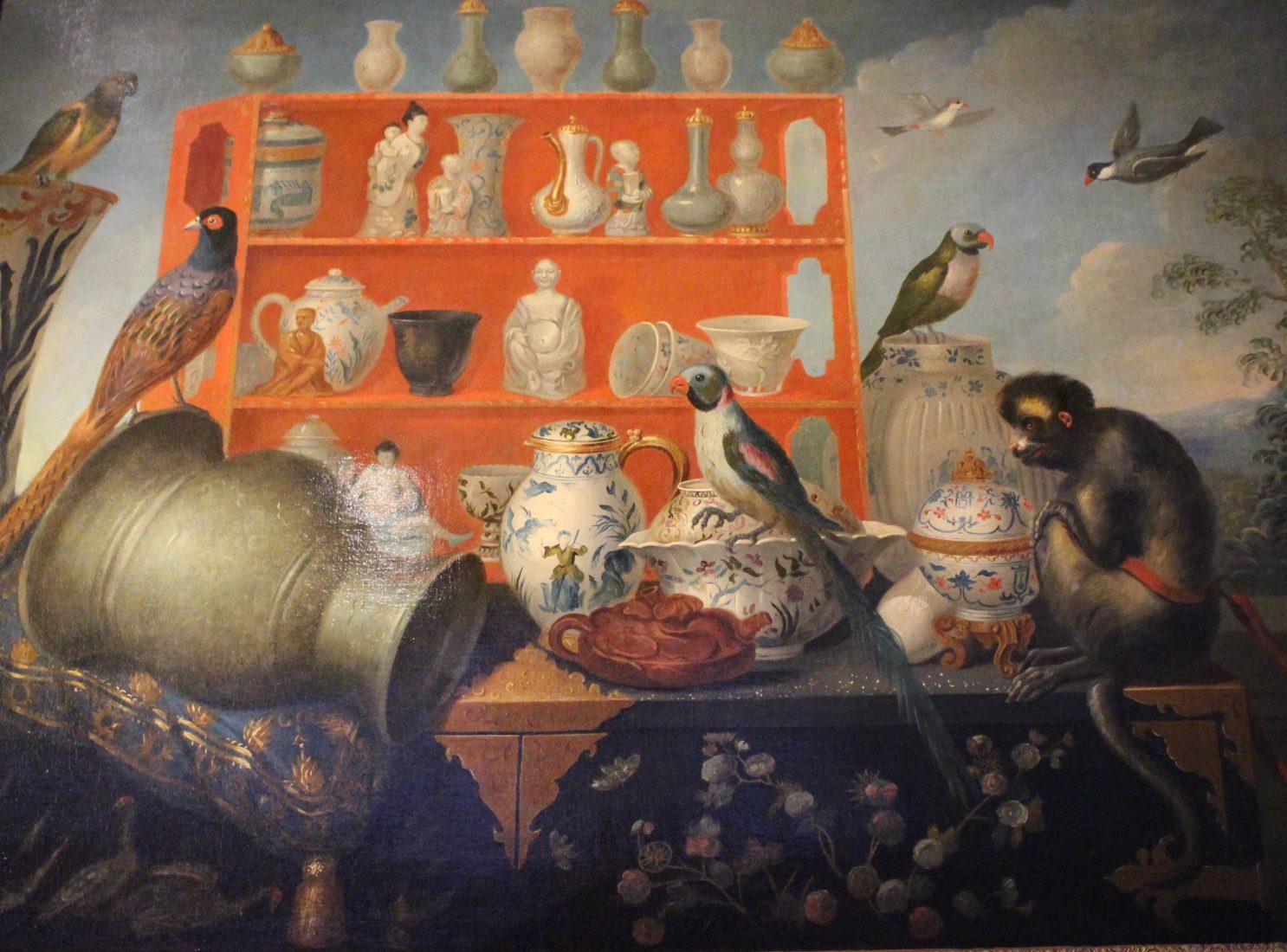 Ecole française du XVIIIème siècle.