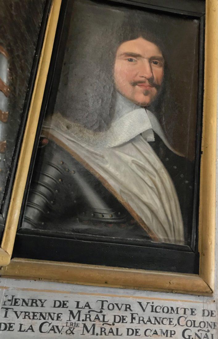 Bussy-Rabutin Le maréchal de Turenne