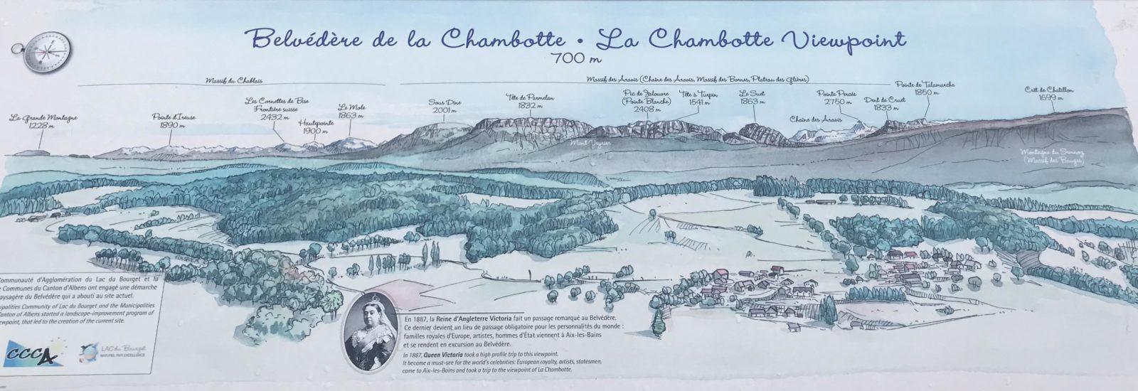 Belvédère de La Chambotte