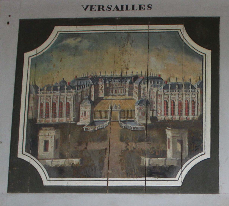 Bussy-Rabutin Peinture de Versailles