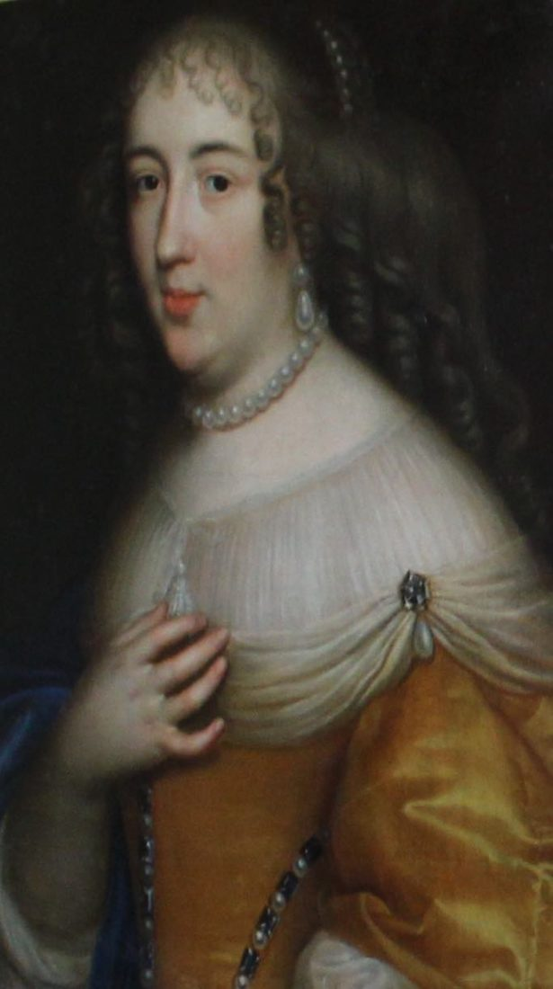 Bussy-Rabutin Portrait de Madame de Sévigné