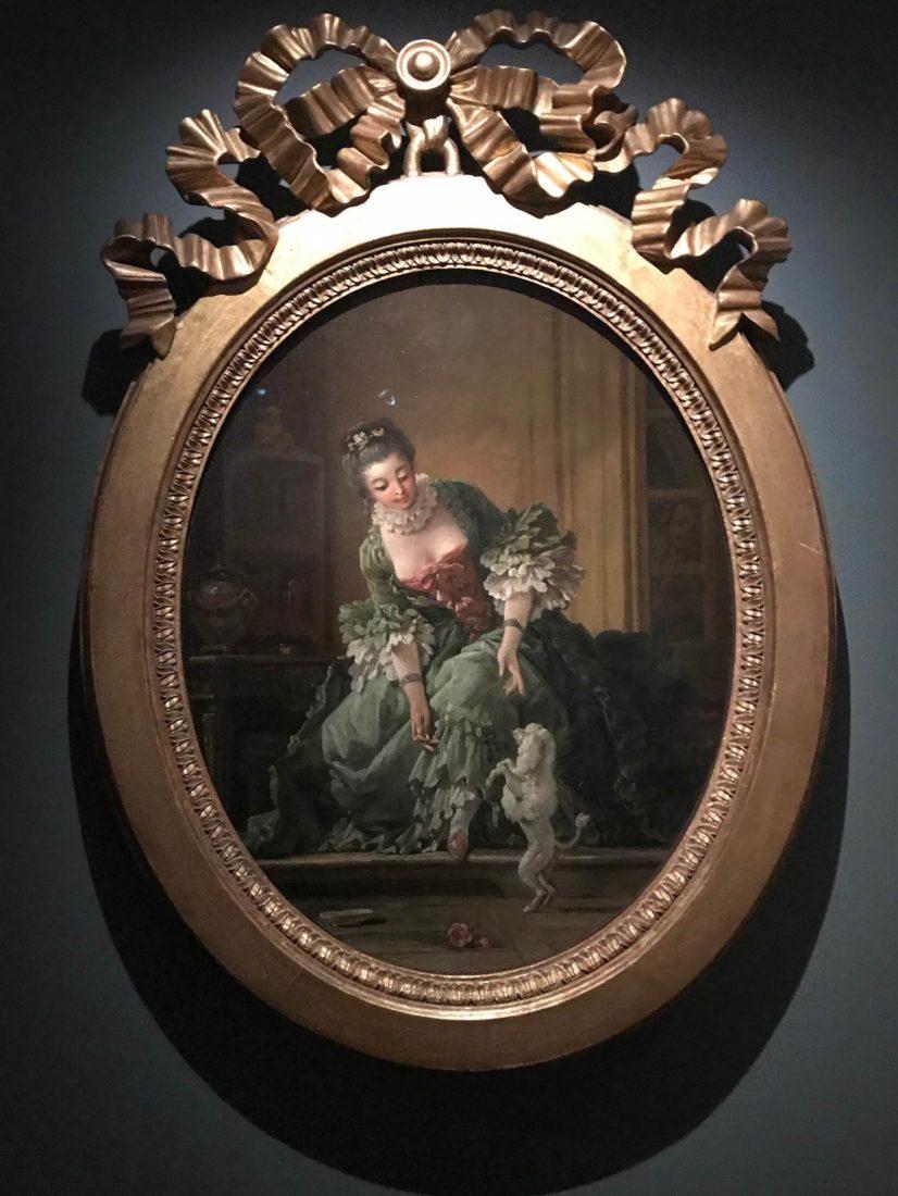 La Gimblette François Boucher