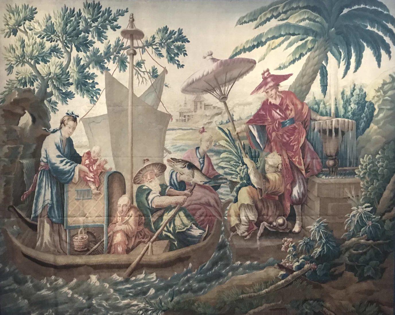 atelier de Jean-François Picon, La Pêche chinoise,