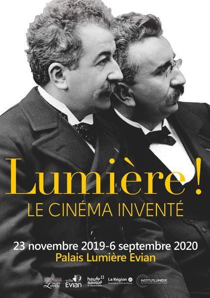 portrait Frères Lumière © Collection Institut Lumière