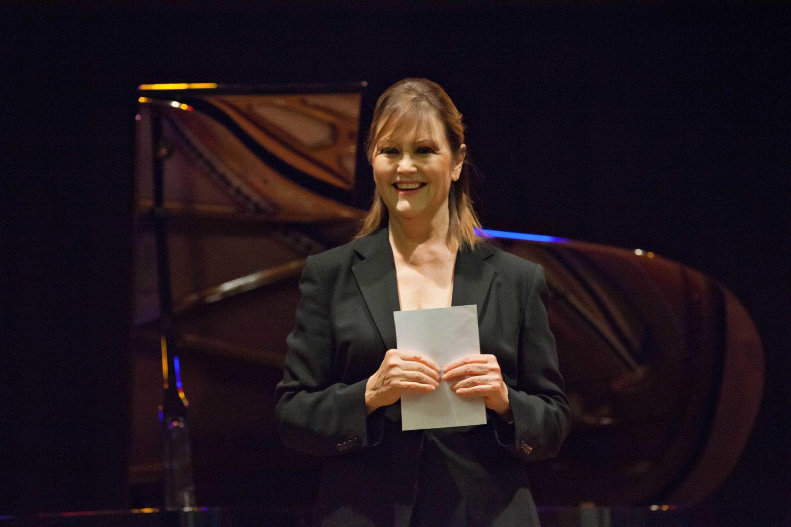 Gstaad New Year Music Festival Caroline Haffner