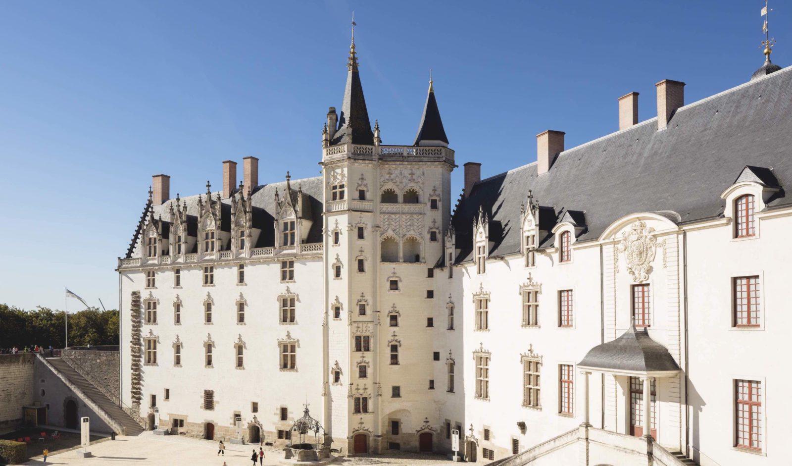 Nantes ~ le Château des Ducs de Bretagne