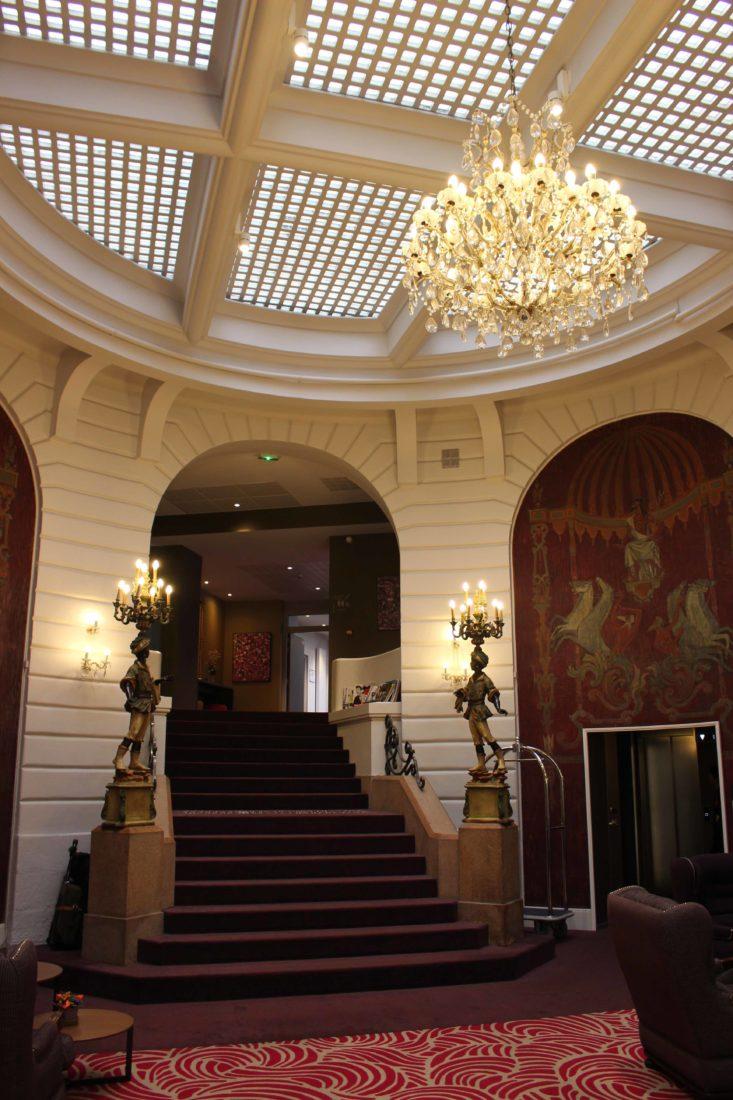 Nantes Hôtel de France Hall