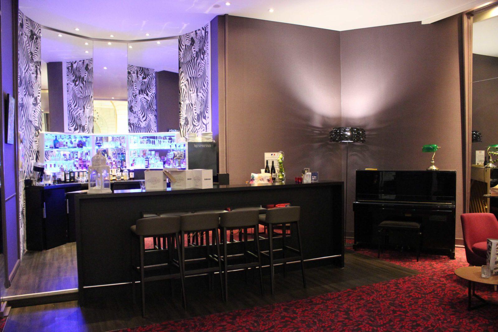 Nantes Hôtel de France bar