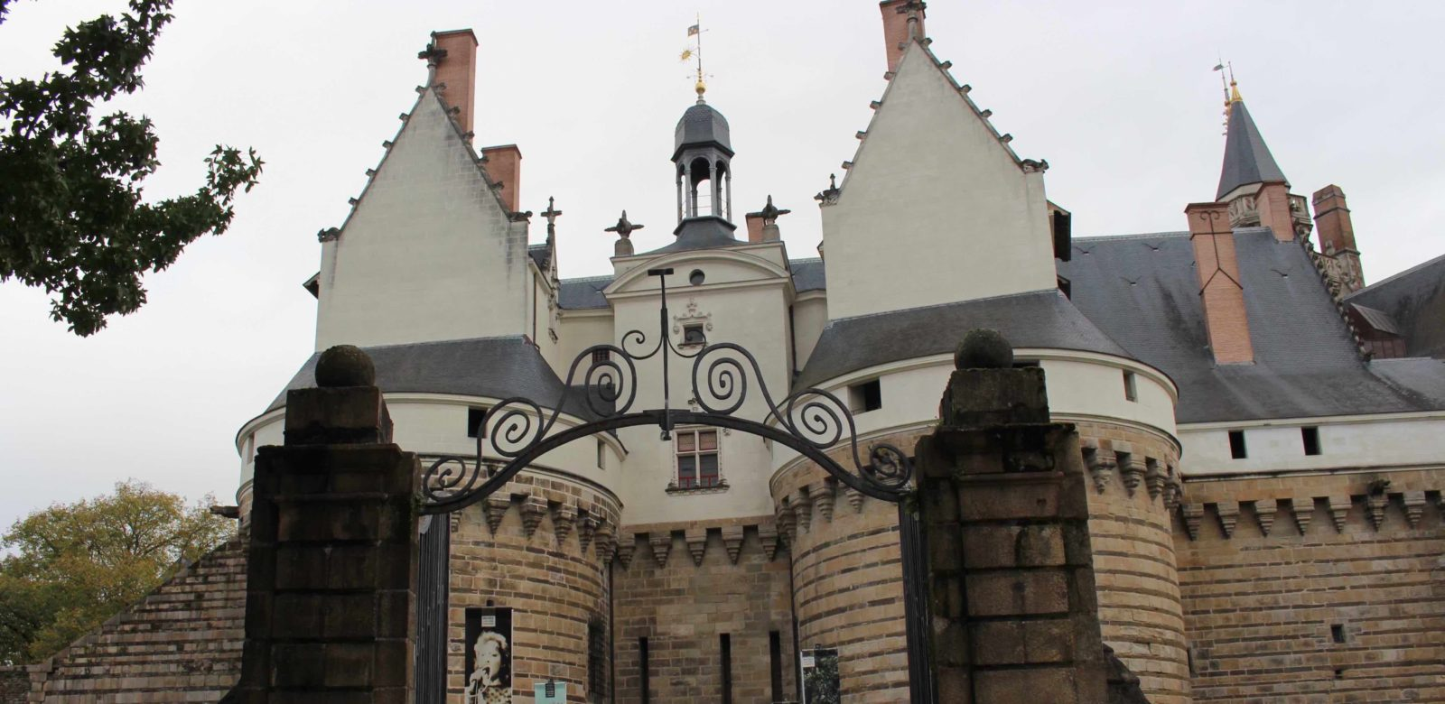 Nantes ~ Château des Ducs de Bretagne