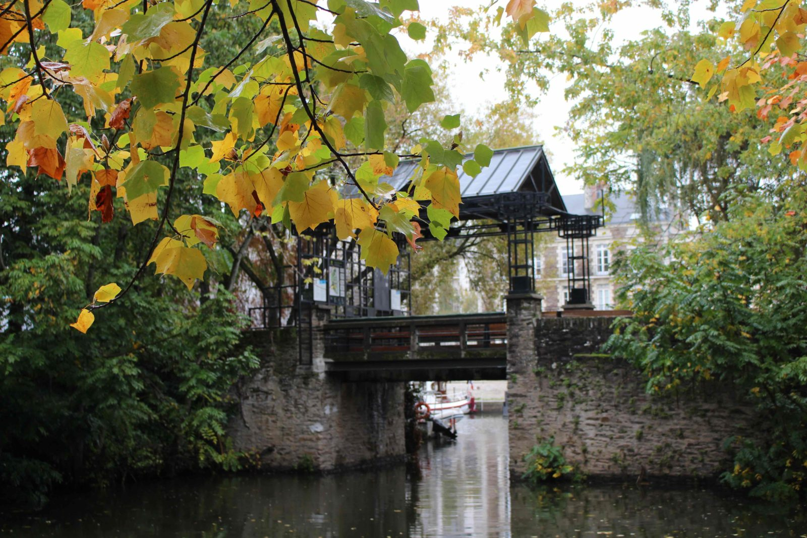 Nantes, ville verte et bleue