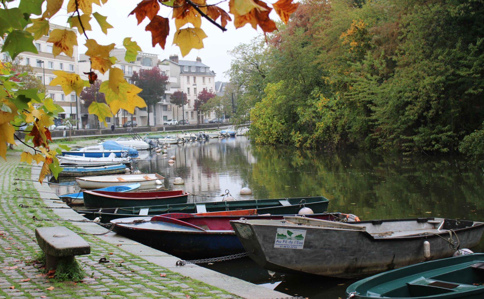Nantes, Venise de l'ouest