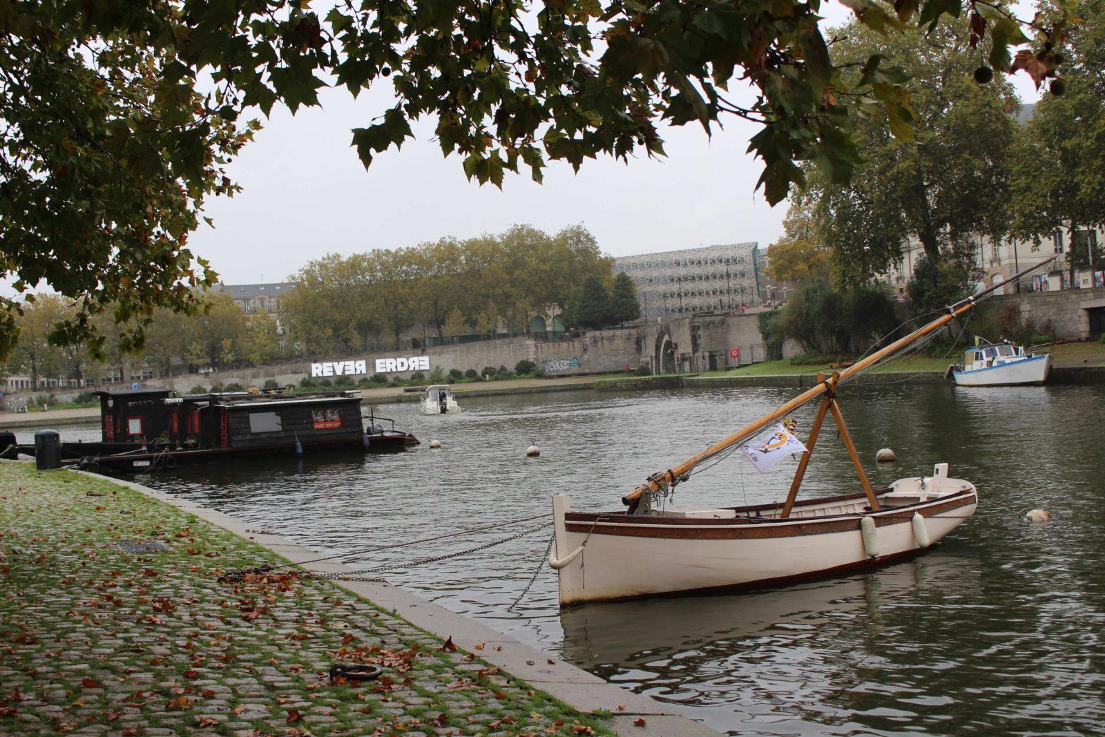 Nantes et l'Erdre