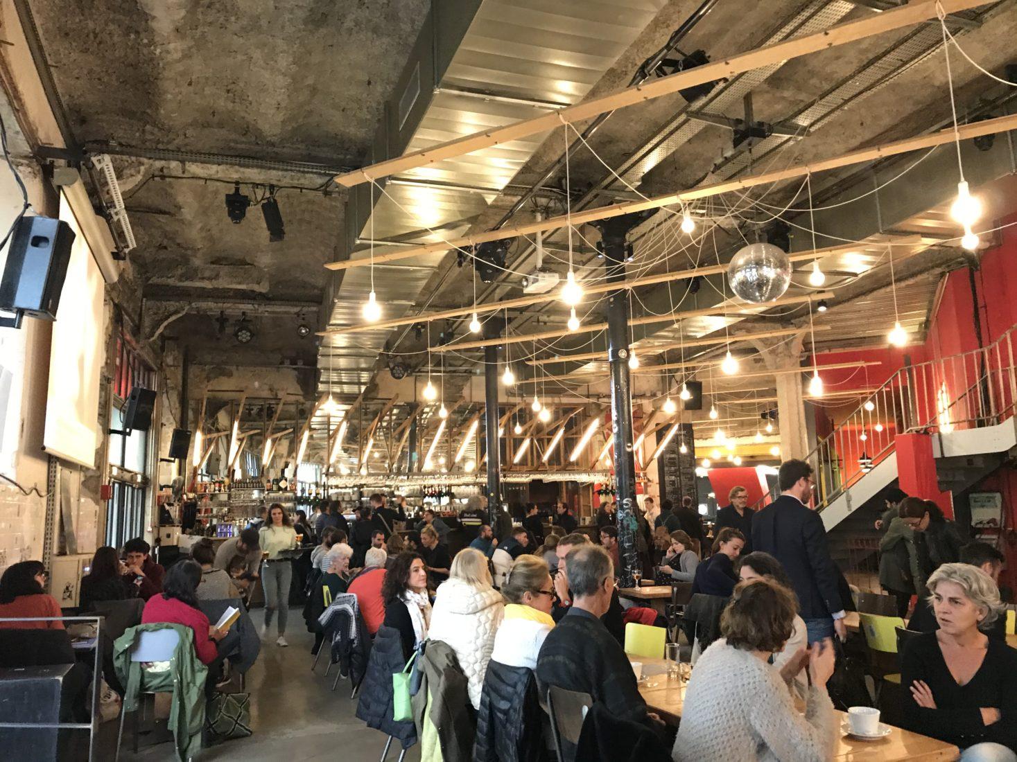 Nantes ~ Lieu Unique bar