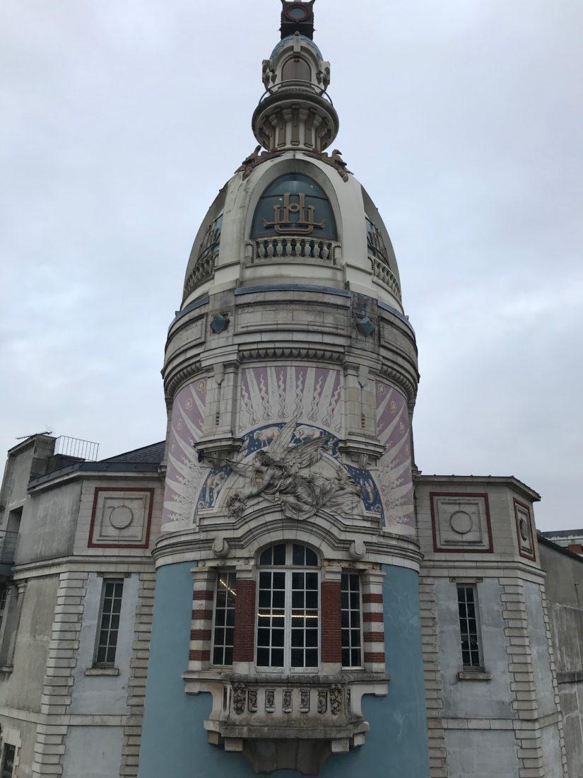 Nantes ~ la Tour LU