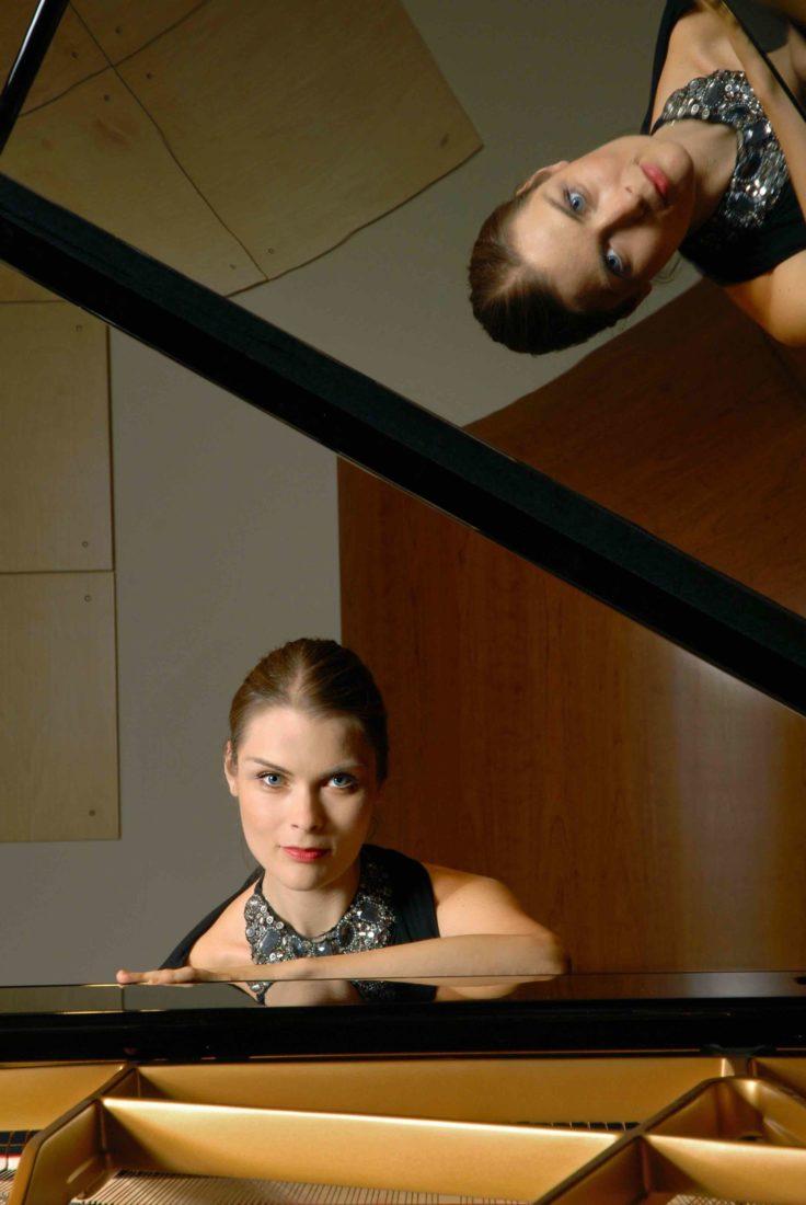 Gstaad New Year Music Festival Natalia Morozova