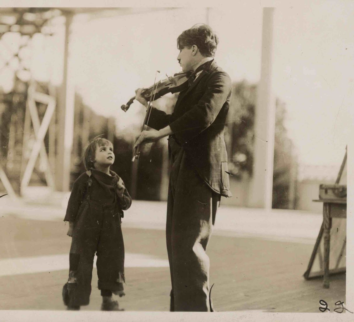 Chaplin's World2020 Music Charlot et le Kid