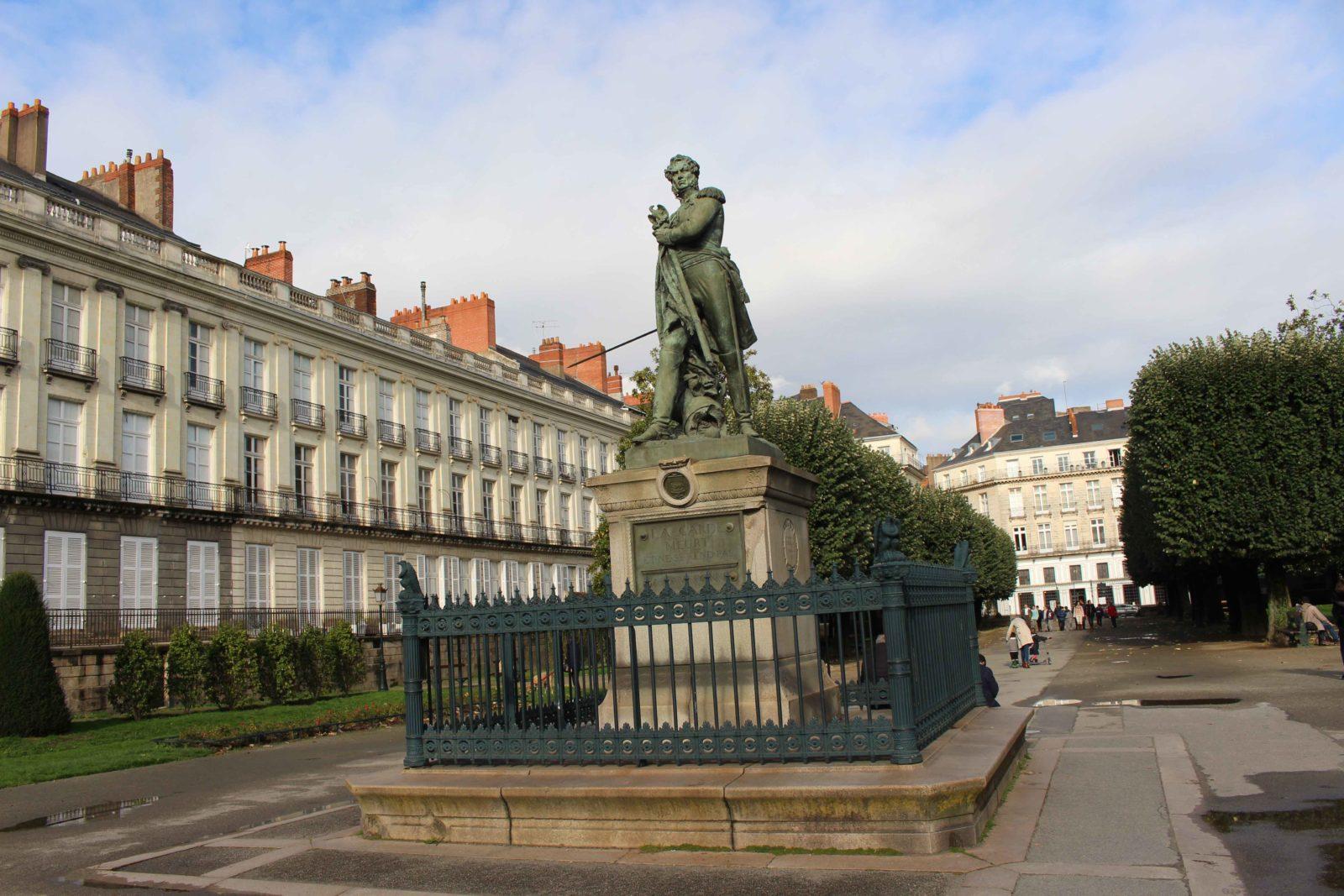 Nantes, cours Cambronne