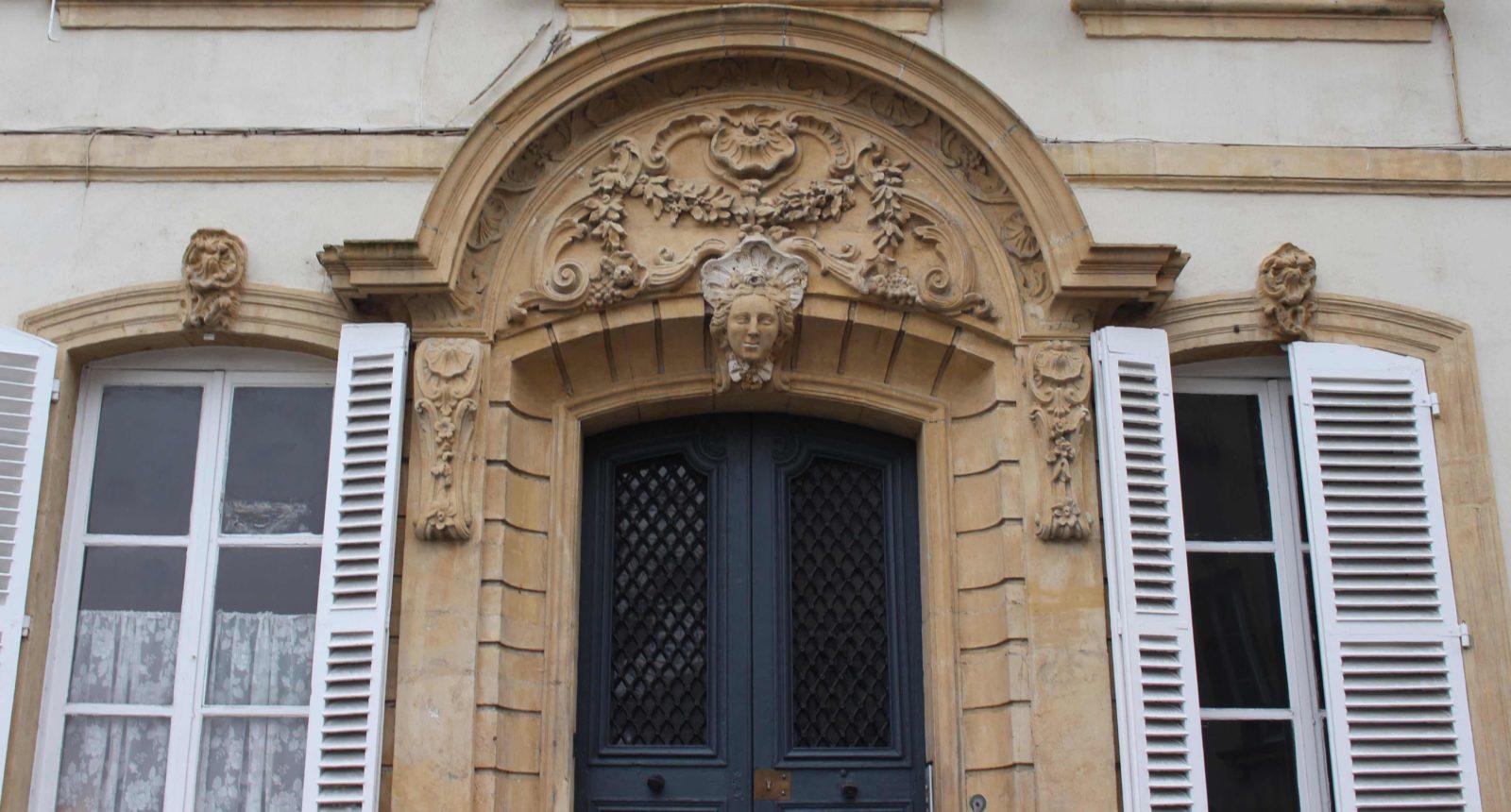 Metz maison Place de Chambre