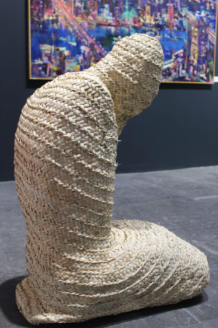 artgeneve sculpture paille
