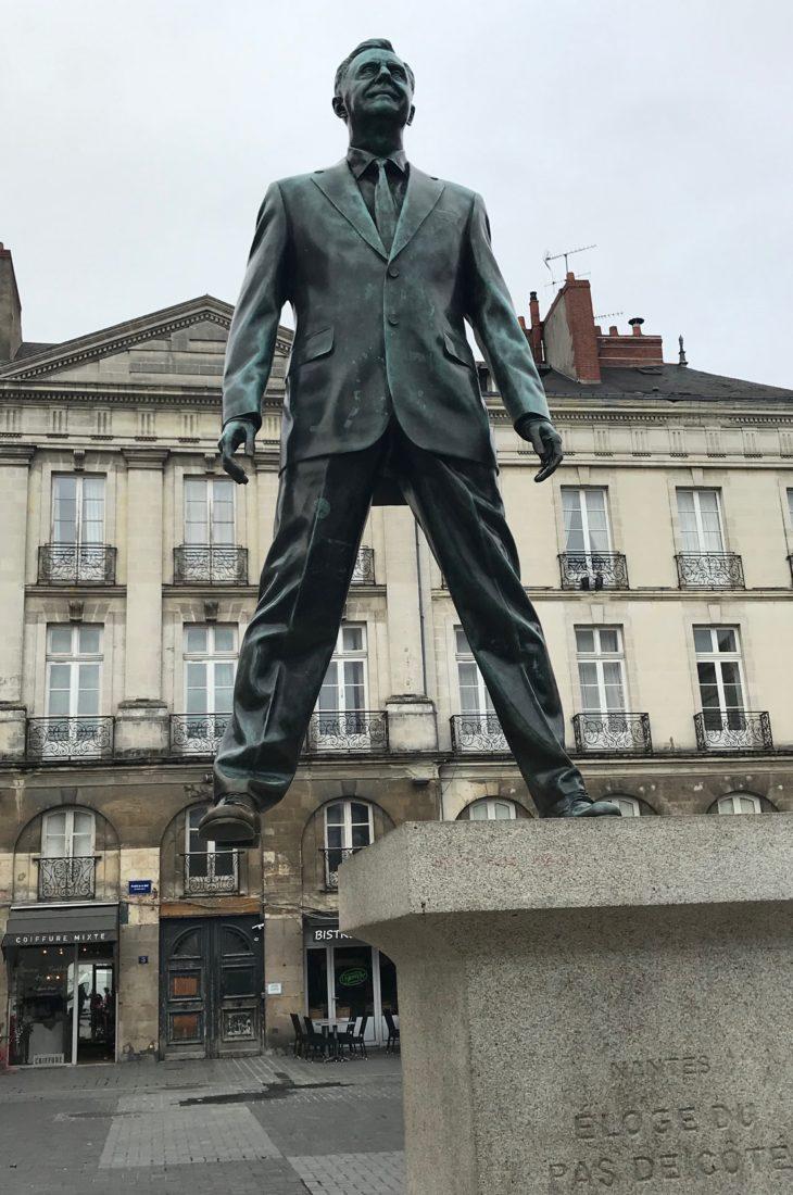 Nantes, éloge du Pas de côté