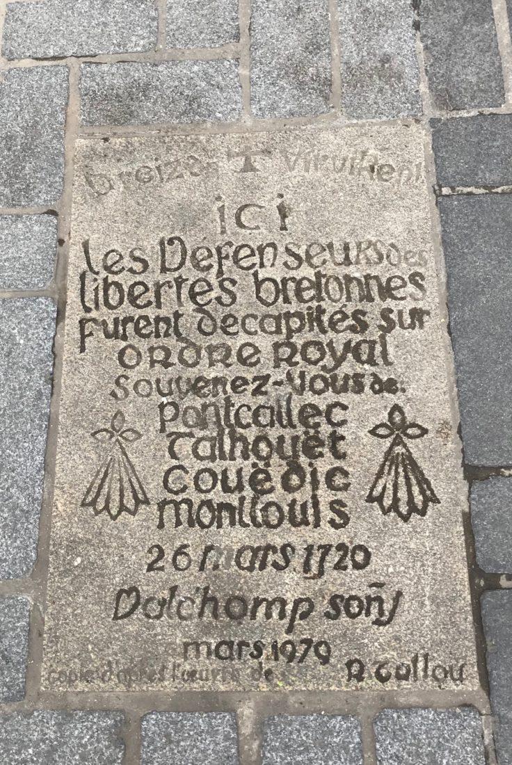 Nantes, liberté bretonne