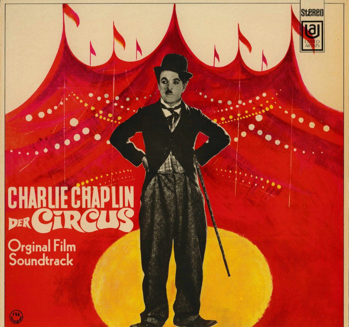 Chaplin's World2020 Music Times Pochette disque Der Circus