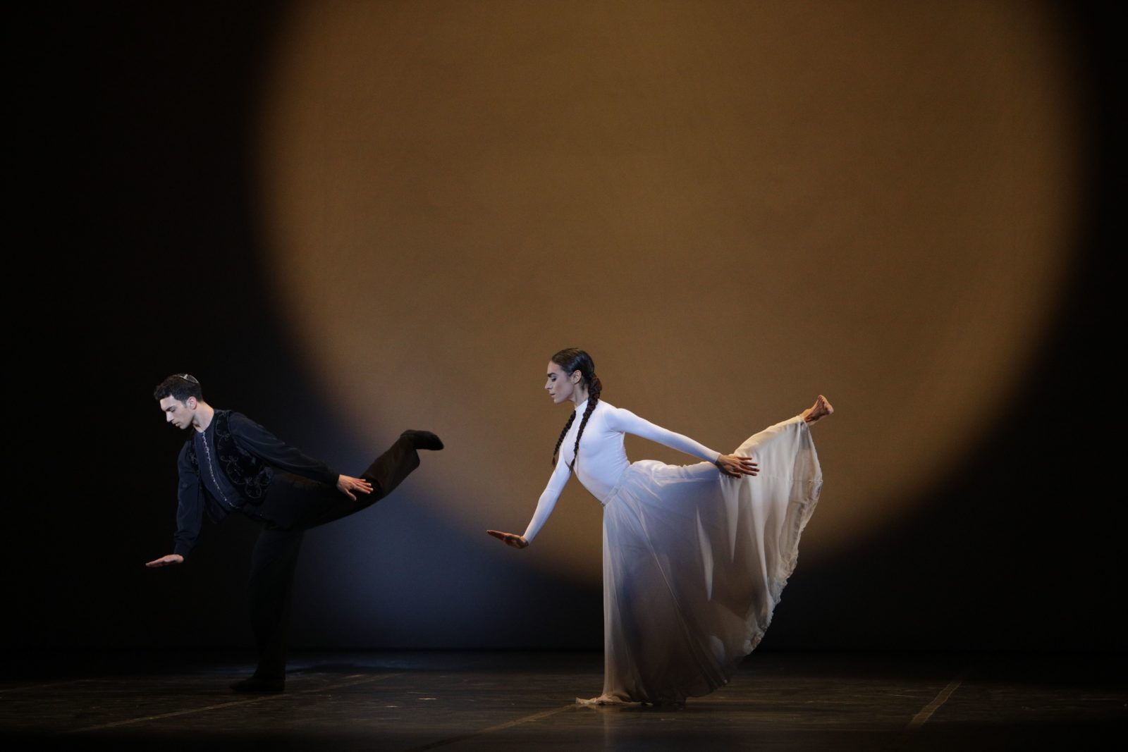 Palais des Congrès Paris février 2020 Béjart Ballet Lausanne
