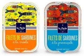 Sardines à la créole - provençale La Perle des Dieux