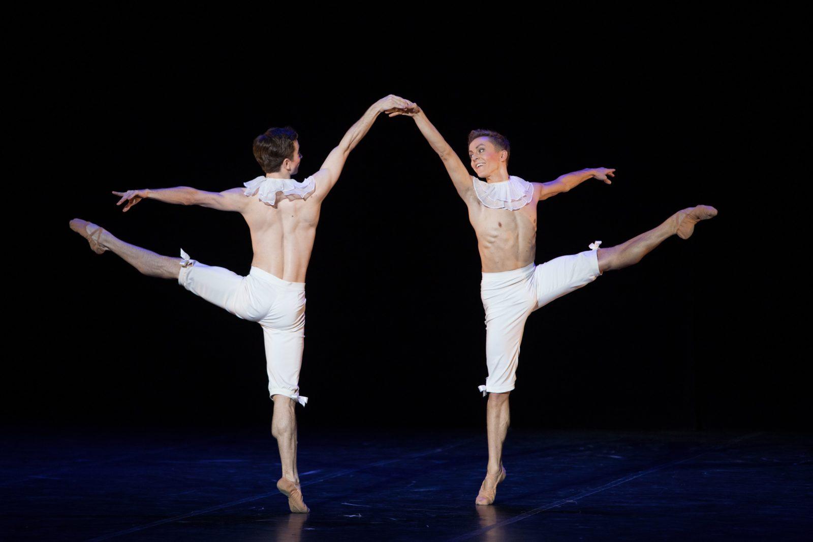 Février 2020 Béjart Ballet Lausanne Palais des Congrès Paris