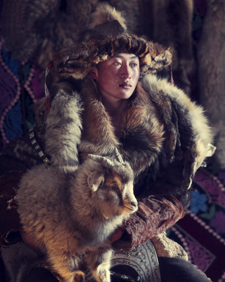 Esker, Kazakh | Altai mountains & Altantsogts, Mongolia | 2017