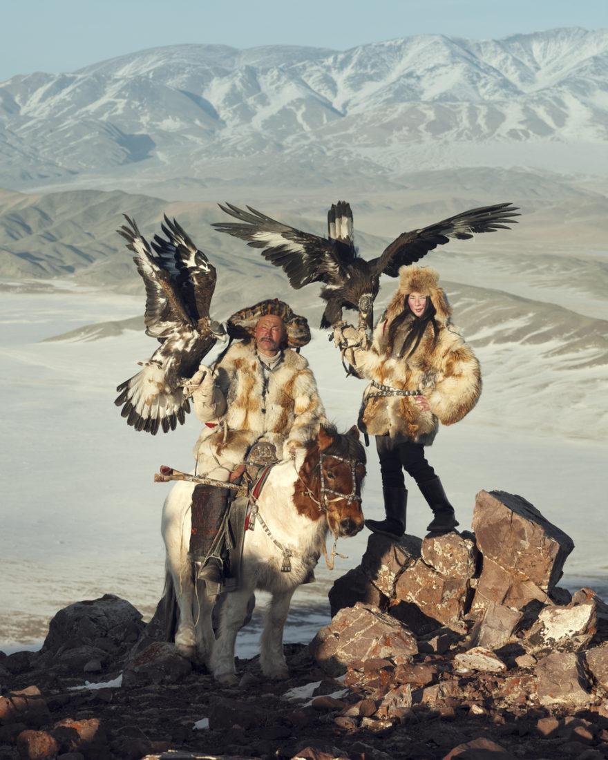 Dalaikhan Boskay & Alimaa, Kazakh Bayan-Ӧlgii province, Mongolia | 2017